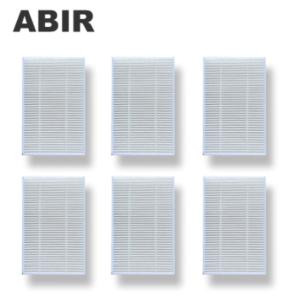 ABIR X5,X6,X8 siurblio Hepa filtras